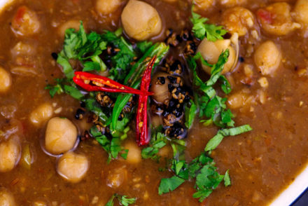 Chickpea Curry 3