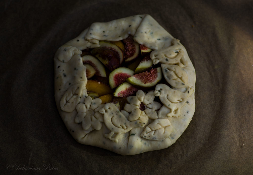 frangipane fig & peach galette 2 (1 of 1)